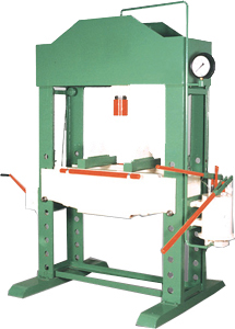 Hydraulic Press H Type Open Frame